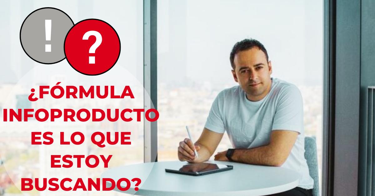 formula infoproducto Sergio Marcus