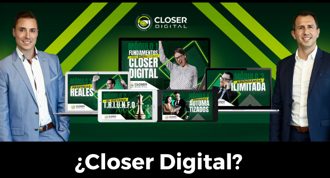 closer digital